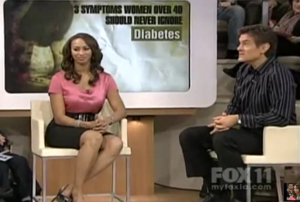 Dr A on Dr Oz
