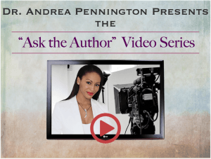 Ask Author Intro video play