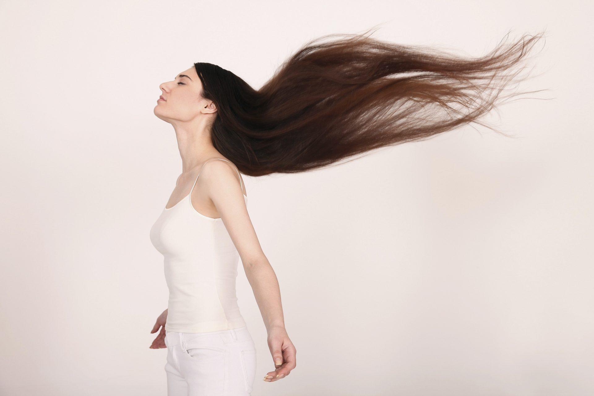что картинка волос на ветру хайтек сауне